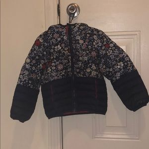 Euc joules puffy winter coat girls 5